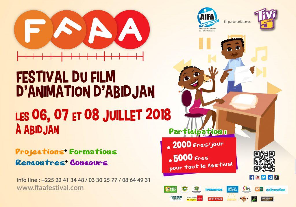 FUPiTOONS @ Festival du Film d'Animation d'Abidjan