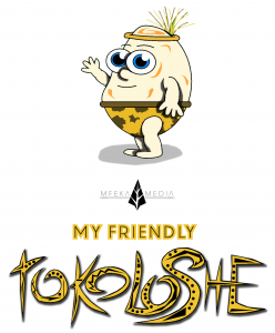 My Friendly Tokoloshe image courtesy of Khanisa Mfeka, 1 of the top 2 projects pitched @ DISCOP Zanzibar