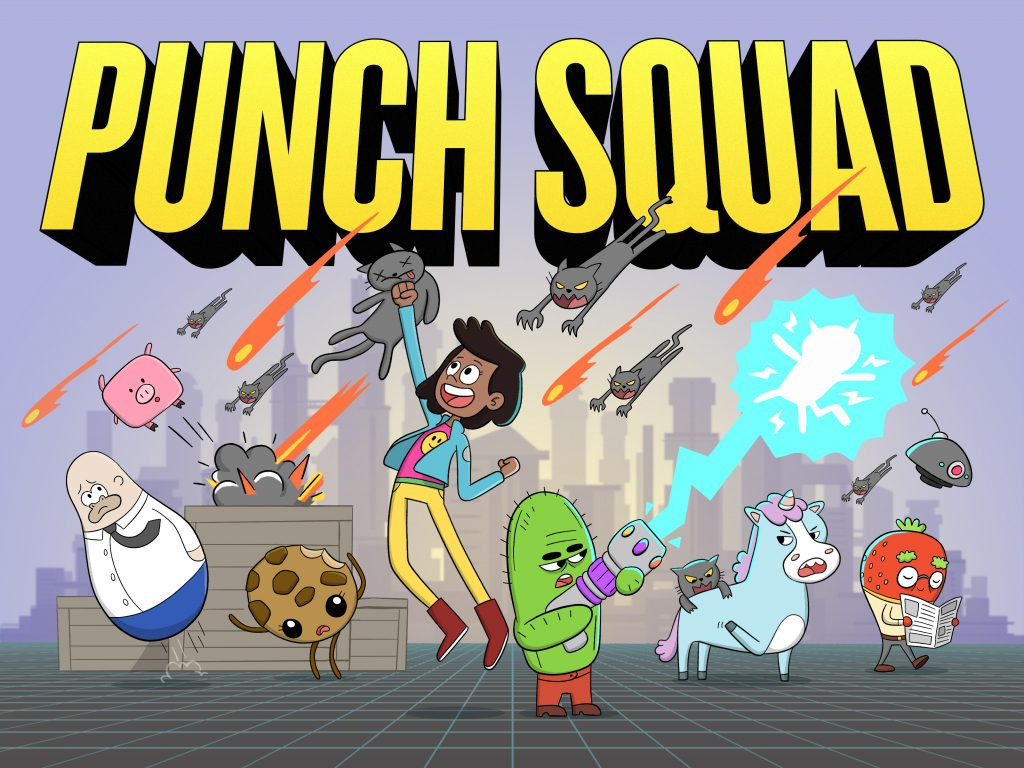 Punch Squad image courtesy of Punch Monkey Studios