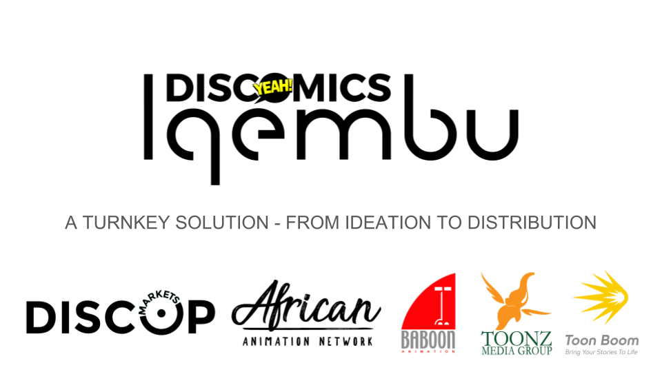 DISCOMICS IQEMBU: IDEATION TO DISTRIBUTION