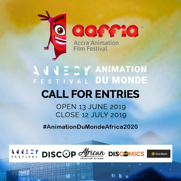 Animation du Monde 2020 heads to Ghana! AAFFIA