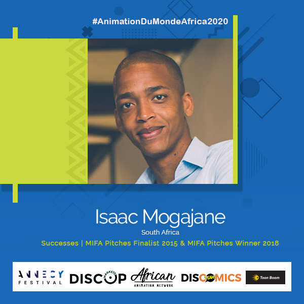 ISAAC MOGOJANE MIFA PITCHES WINNER 2018