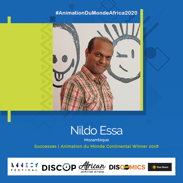 NILDO ESSA ANIMATION DU MONDE CONTINENTAL WINNER 2018