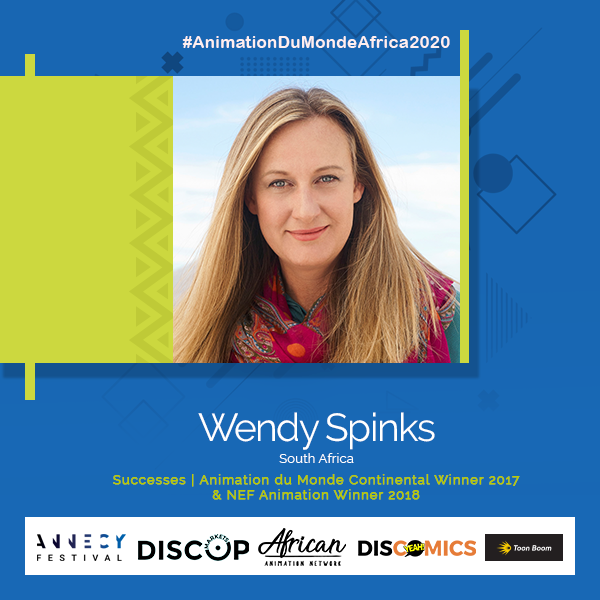 WENDY SPINKS ANIMATION DU MONDE CONTINENTAL WINNER 2017
