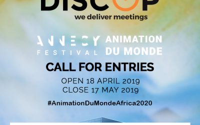 DISCOP Abidjan Animation du Monde 2020 Winners
