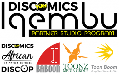 DISCOMICS IQEMBU launches Partner Studio Program