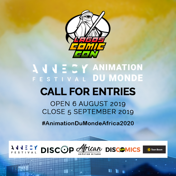 Animation du Monde 2020 ends Sub-Saharan run at Lagos Comic Con!