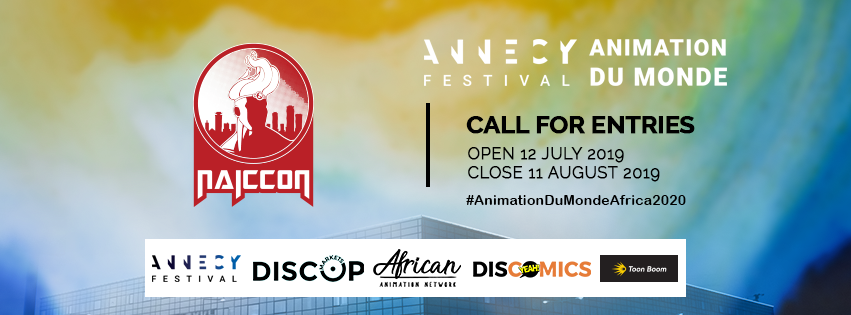 Animation du Monde 2020 heads to East Africa! @NAICCON
