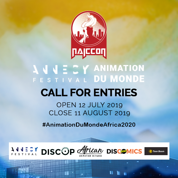 East Africa welcomes Animation du Monde 2020! @NAICCON
