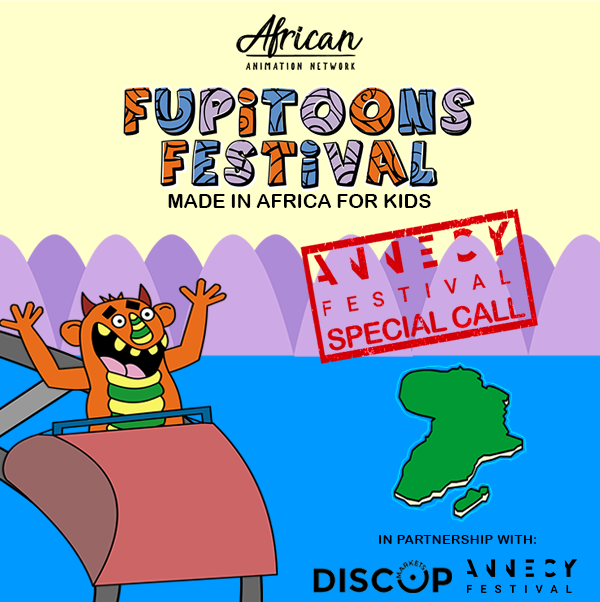 FUPiTOONS/Annecy 2020 Special Call!