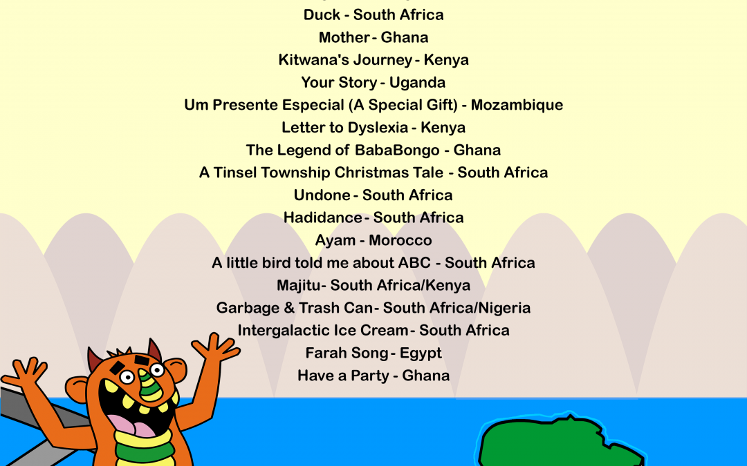 FUPiTOONS from Africa to the WORLD!