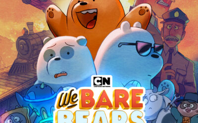 CARTOON NETWORK'S BELOVED BEARS STACK UP FOR THEIR GREATEST ADVENTURE WITH FIRST-EVER MOVIE